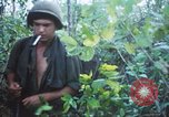 Image of United States soldiers of 4th Infantry Division South Vietnam, 1967, second 51 stock footage video 65675062025