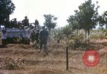 Image of 1st Infantry Division Lai Khe South Vietnam, 1968, second 45 stock footage video 65675062035