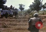 Image of 1st Infantry Division Lai Khe South Vietnam, 1968, second 53 stock footage video 65675062035