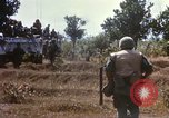 Image of 1st Infantry Division Lai Khe South Vietnam, 1968, second 54 stock footage video 65675062035