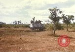 Image of 1st Infantry Division Lai Khe South Vietnam, 1968, second 55 stock footage video 65675062035