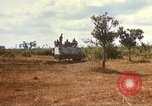 Image of 1st Infantry Division Lai Khe South Vietnam, 1968, second 57 stock footage video 65675062035