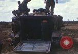 Image of 1st Infantry Division Lai Khe South Vietnam, 1968, second 62 stock footage video 65675062035