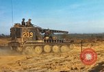 Image of 1st Infantry Division Lai Khe South Vietnam, 1968, second 30 stock footage video 65675062036