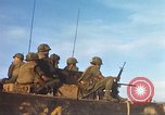 Image of 1st Infantry Division Lai Khe South Vietnam, 1968, second 39 stock footage video 65675062036