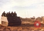Image of 1st Infantry Division Lai Khe South Vietnam, 1968, second 55 stock footage video 65675062036