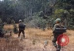 Image of 1st Infantry Division Lai Khe South Vietnam, 1968, second 3 stock footage video 65675062038