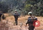 Image of 1st Infantry Division Lai Khe South Vietnam, 1968, second 5 stock footage video 65675062038