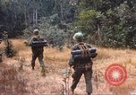 Image of 1st Infantry Division Lai Khe South Vietnam, 1968, second 6 stock footage video 65675062038