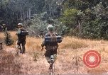 Image of 1st Infantry Division Lai Khe South Vietnam, 1968, second 7 stock footage video 65675062038