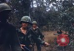 Image of 1st Infantry Division Lai Khe South Vietnam, 1968, second 9 stock footage video 65675062038