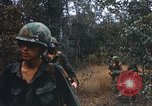 Image of 1st Infantry Division Lai Khe South Vietnam, 1968, second 10 stock footage video 65675062038