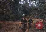 Image of 1st Infantry Division Lai Khe South Vietnam, 1968, second 14 stock footage video 65675062038