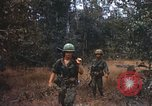 Image of 1st Infantry Division Lai Khe South Vietnam, 1968, second 15 stock footage video 65675062038