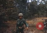 Image of 1st Infantry Division Lai Khe South Vietnam, 1968, second 18 stock footage video 65675062038