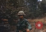 Image of 1st Infantry Division Lai Khe South Vietnam, 1968, second 19 stock footage video 65675062038
