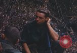 Image of 1st Infantry Division Lai Khe South Vietnam, 1968, second 21 stock footage video 65675062038