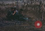 Image of 1st Infantry Division Lai Khe South Vietnam, 1968, second 30 stock footage video 65675062038