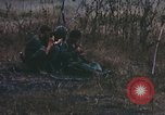 Image of 1st Infantry Division Lai Khe South Vietnam, 1968, second 34 stock footage video 65675062038