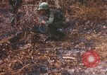Image of 1st Infantry Division Lai Khe South Vietnam, 1968, second 37 stock footage video 65675062038