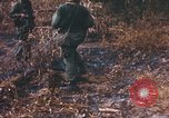 Image of 1st Infantry Division Lai Khe South Vietnam, 1968, second 40 stock footage video 65675062038