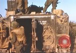 Image of 1st Infantry Division Lai Khe South Vietnam, 1968, second 6 stock footage video 65675062039