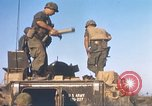 Image of 1st Infantry Division Lai Khe South Vietnam, 1968, second 7 stock footage video 65675062039