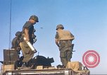 Image of 1st Infantry Division Lai Khe South Vietnam, 1968, second 8 stock footage video 65675062039