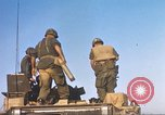 Image of 1st Infantry Division Lai Khe South Vietnam, 1968, second 9 stock footage video 65675062039