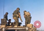 Image of 1st Infantry Division Lai Khe South Vietnam, 1968, second 10 stock footage video 65675062039