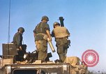 Image of 1st Infantry Division Lai Khe South Vietnam, 1968, second 12 stock footage video 65675062039