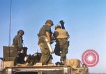 Image of 1st Infantry Division Lai Khe South Vietnam, 1968, second 13 stock footage video 65675062039