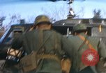 Image of 1st Infantry Division Lai Khe South Vietnam, 1968, second 38 stock footage video 65675062040