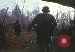 Image of 1st Infantry Division Lai Khe South Vietnam, 1968, second 61 stock footage video 65675062040