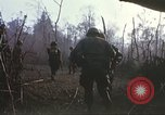 Image of 1st Infantry Division Lai Khe South Vietnam, 1968, second 62 stock footage video 65675062040