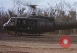 Image of 1st Infantry Division Lai Khe South Vietnam, 1968, second 24 stock footage video 65675062042