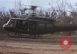 Image of 1st Infantry Division Lai Khe South Vietnam, 1968, second 25 stock footage video 65675062042