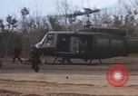 Image of 1st Infantry Division Lai Khe South Vietnam, 1968, second 27 stock footage video 65675062042
