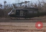 Image of 1st Infantry Division Lai Khe South Vietnam, 1968, second 30 stock footage video 65675062042