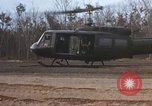 Image of 1st Infantry Division Lai Khe South Vietnam, 1968, second 31 stock footage video 65675062042