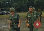 Image of United States officers Vietnam, 1970, second 14 stock footage video 65675062049