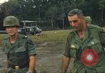 Image of United States officers Vietnam, 1970, second 15 stock footage video 65675062049