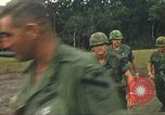 Image of United States officers Vietnam, 1970, second 16 stock footage video 65675062049