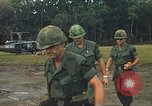 Image of United States officers Vietnam, 1970, second 17 stock footage video 65675062049