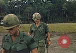 Image of United States officers Vietnam, 1970, second 20 stock footage video 65675062049