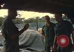 Image of United States officers Vietnam, 1970, second 26 stock footage video 65675062049