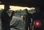 Image of United States officers Vietnam, 1970, second 27 stock footage video 65675062049