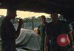 Image of United States officers Vietnam, 1970, second 28 stock footage video 65675062049