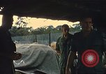 Image of United States officers Vietnam, 1970, second 30 stock footage video 65675062049