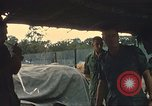 Image of United States officers Vietnam, 1970, second 31 stock footage video 65675062049